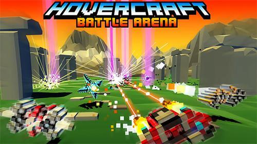Hovercraft: Battle arena скриншот 1