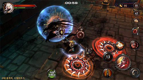 Cry: Dark rise of antihero para Android
