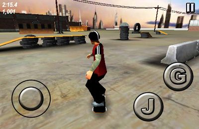 Multiplayerspiele: Lade Skateboard fahren auf dein Handy herunter