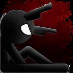 Knife attacks: Stickman battle icon