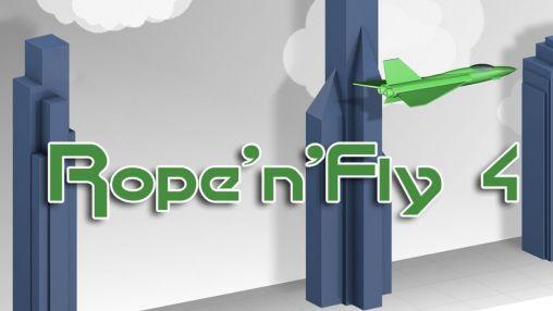 Rope'n'fly 4 Screenshot
