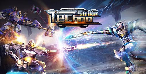 Techno strike Symbol