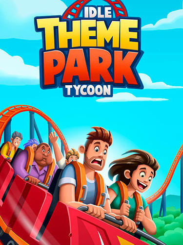 Скриншот Idle theme park tycoon: Recreation game на андроид