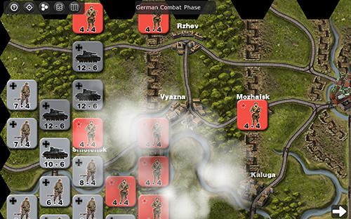 Operation Typhoon: Wargame in English