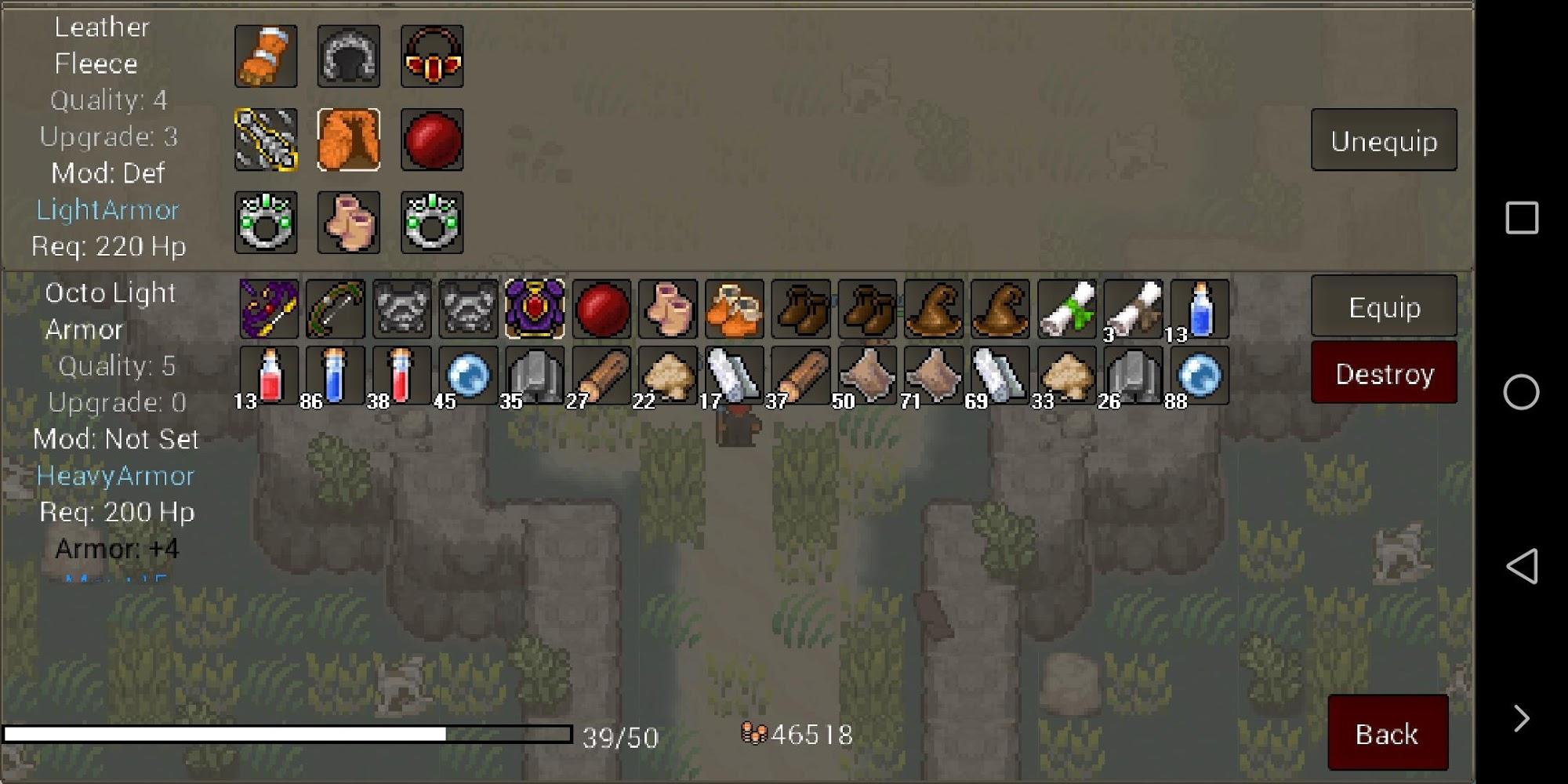 Pereger MMORPG (BETA) スクリーンショット1