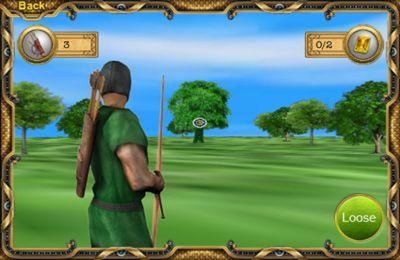 Sherwood Forest Bogenschießen HD für iPhone