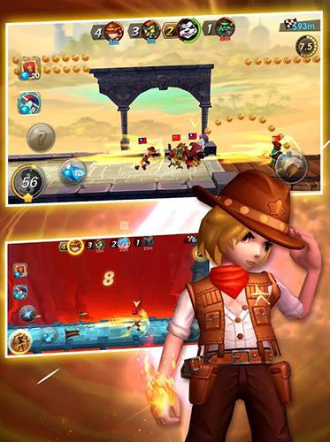 Magical run captura de pantalla 1