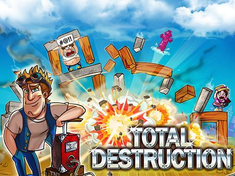 Total destruction: Blast hero Symbol