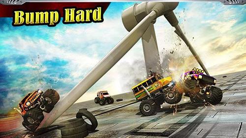 Monster truck derby 2016 für Android