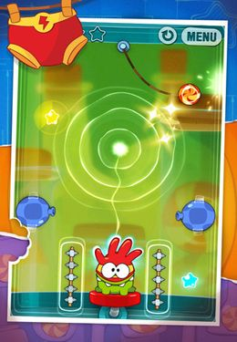 Cut the Rope: Experiments for iPhone for free