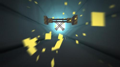 Arcade-Spiele Tunnel rush 2 für das Smartphone
