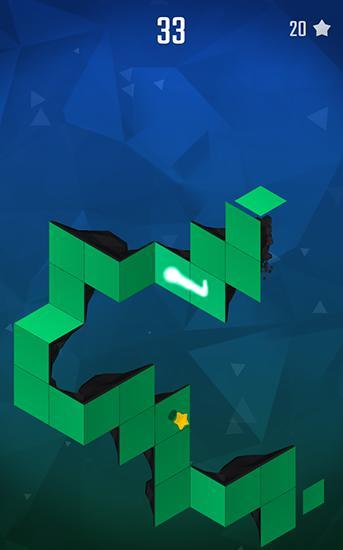 Arcade Cosmo run für das Smartphone
