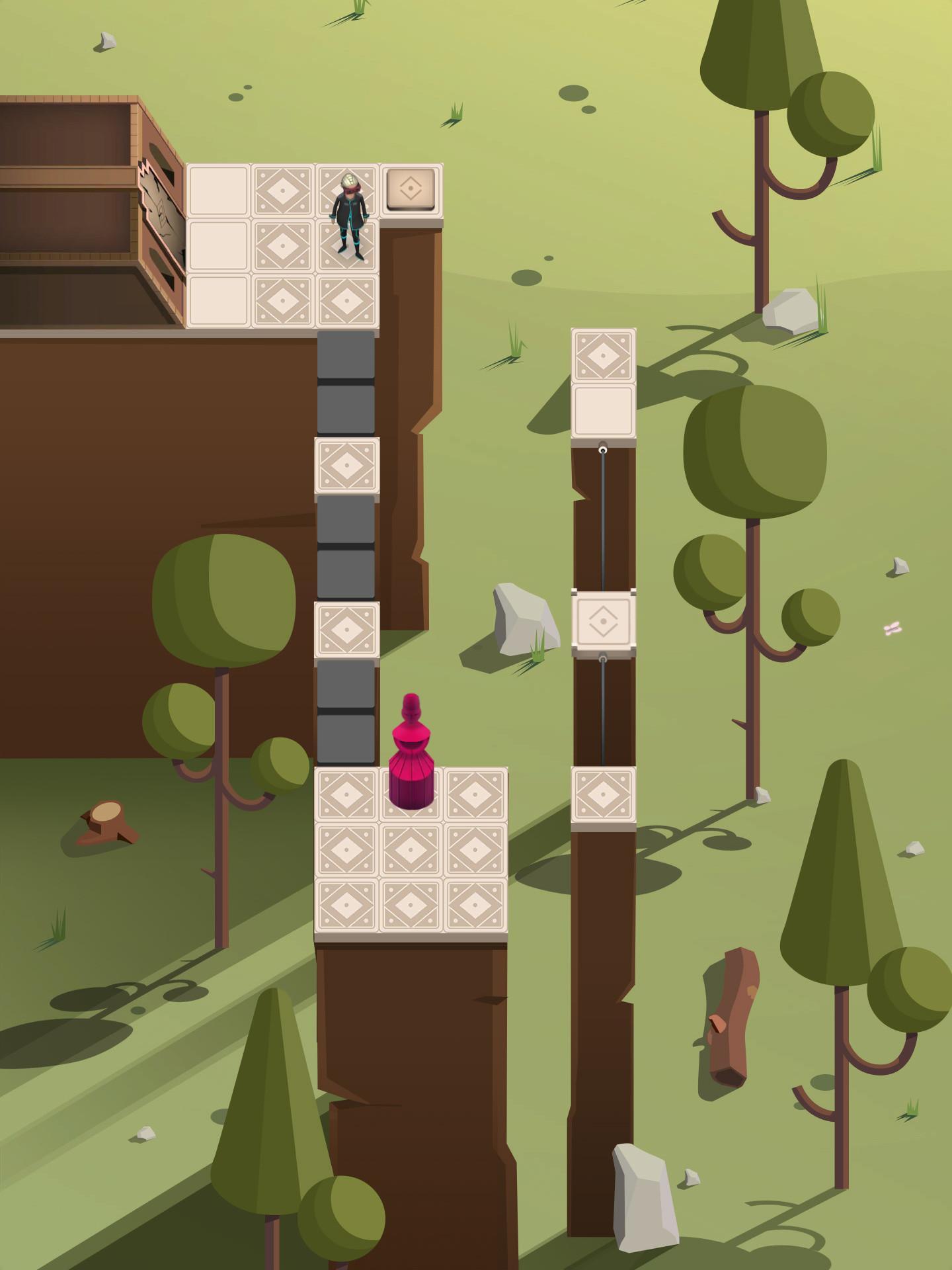 ALTER: Between Two Worlds captura de tela 1