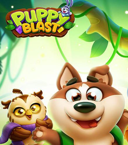 Puppy blast: Journey of crush Screenshot