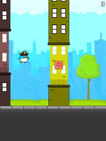 Stadt Vogel für iPhone