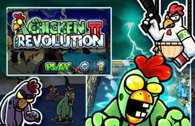 логотип Куриная револция 2: Зомби