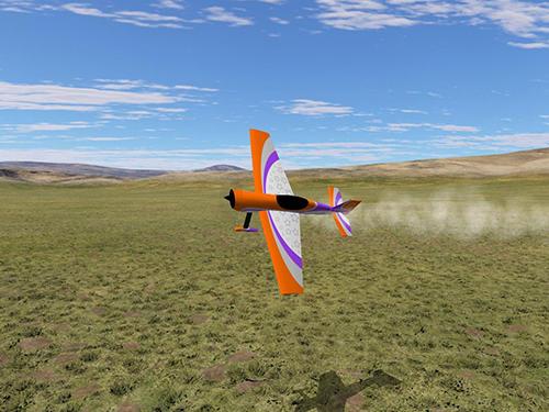 Picasim: RC flight simulator auf Deutsch
