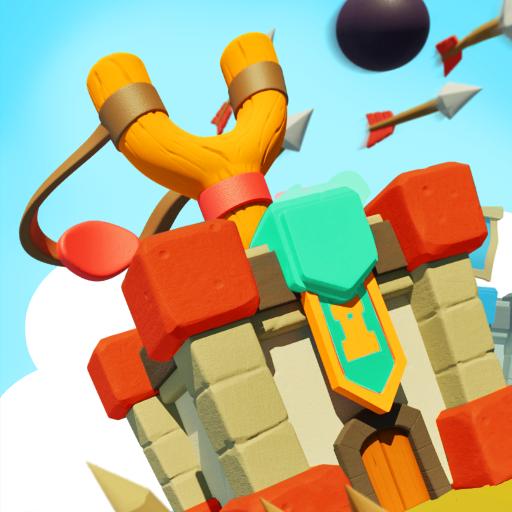 Wild Castle: 3D Offline Game icône