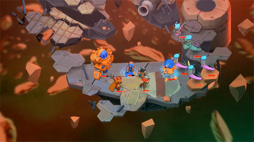 Realms of the void: RoV tactics für Android