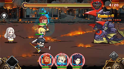 Sword of legend: SOL Screenshot
