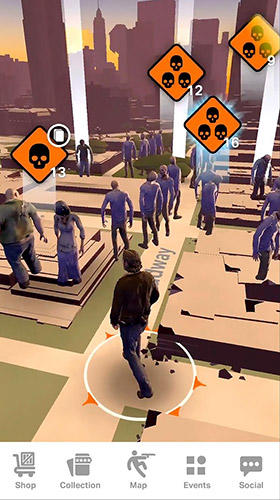The walking dead: Our world pour Android