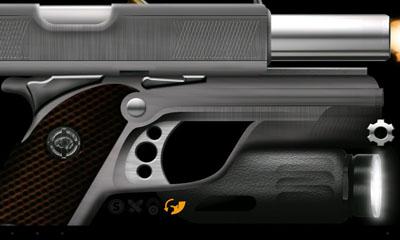 Тир игры Weaphones Firearms Simulator на русском языке