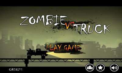 Zombie vs Truck captura de pantalla 1