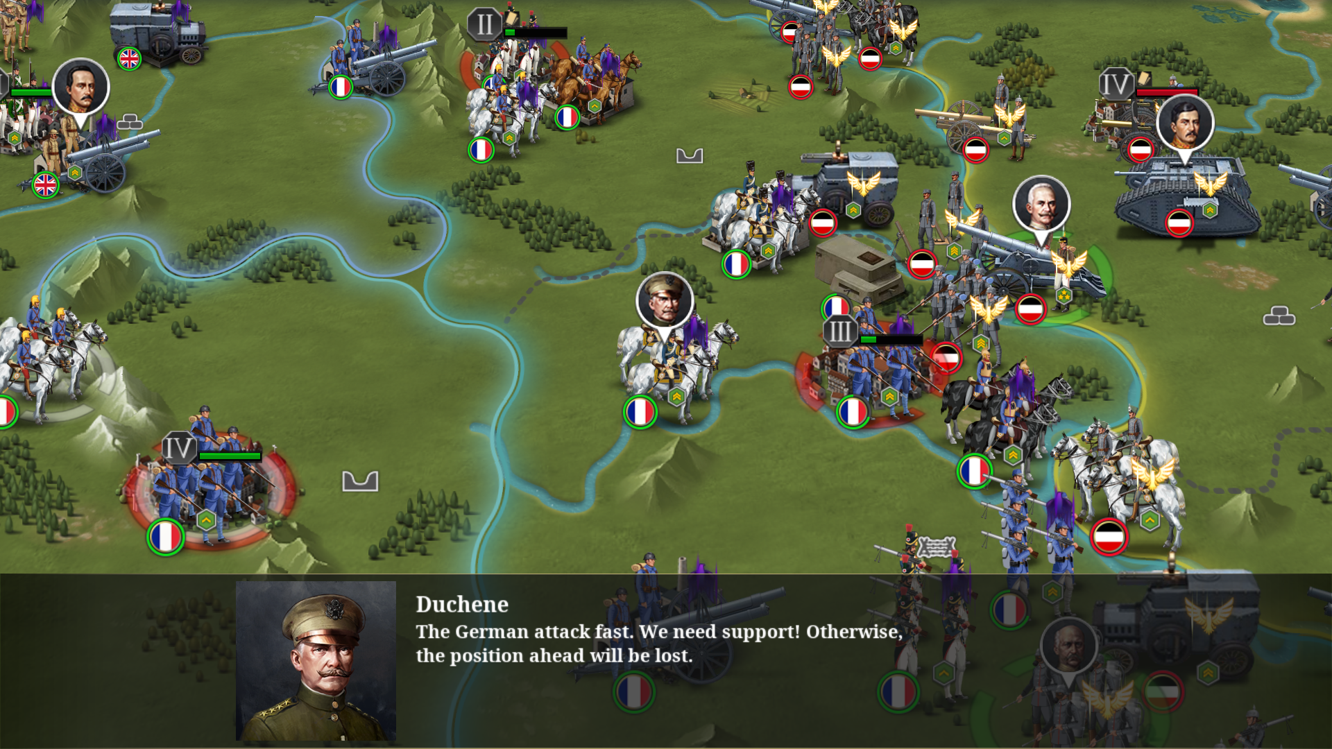 European War 6: 1914 for Android