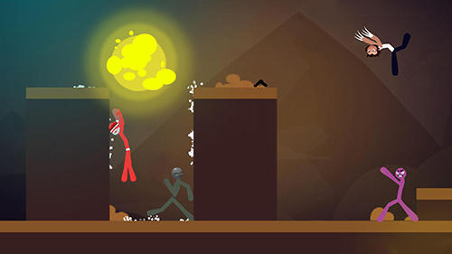 Stickman fight: The game для Android