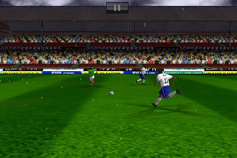 ФИФА 10 для iPhone бесплатно