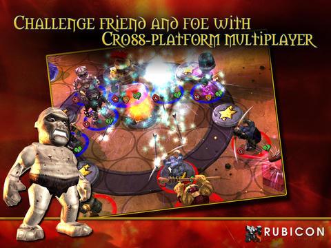 Multiplayerspiele: Lade Kampf Monster auf dein Handy herunter