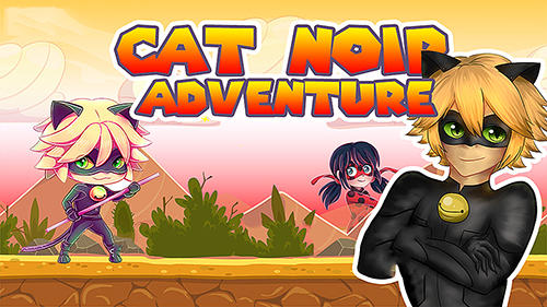 Cat Noir miraculous adventure captura de pantalla 1