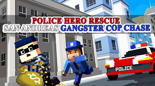 Police hero rescue: San Andreas gangster COP chase screenshot 1