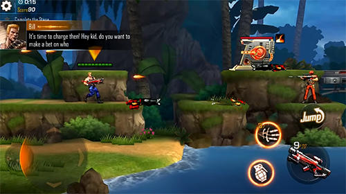 Garena contra: Return for Android