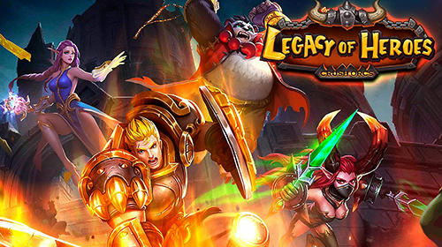 Legacy of heroes screenshot 1