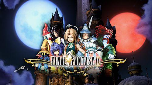 logo Final fantasy 9