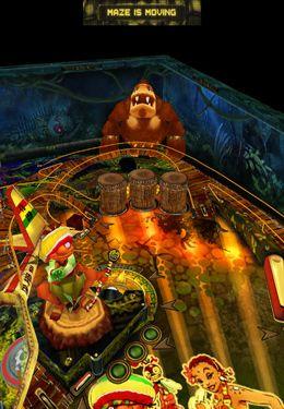 Arcade: Lade Dschungelstyle-Pinball auf dein Handy herunter