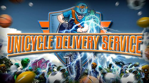 logo Unicycle Delivery Service: UDS