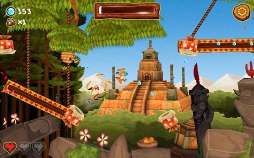Arcade-Spiele Ooops! Noah is gone... für das Smartphone