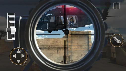 Sniper shooter: Bravo capture d'écran 1