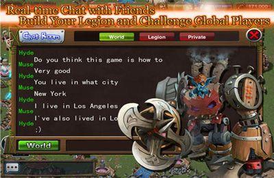 Strategiespiele: Lade Legion der Goblins auf dein Handy herunter