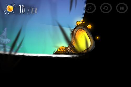 Ants: The game capture d'écran