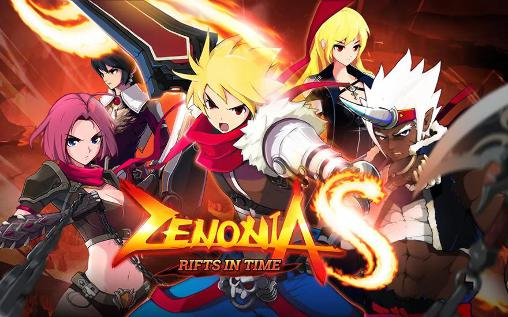Zenonia S: Rifts in time icono