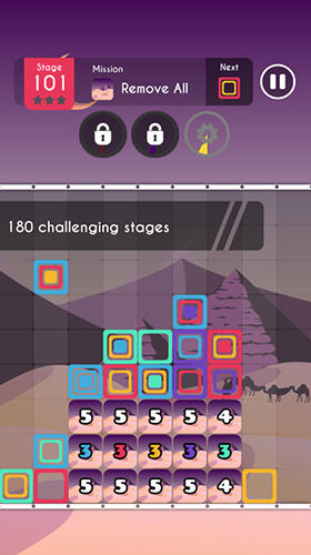 Block puzzle: Color box für Android