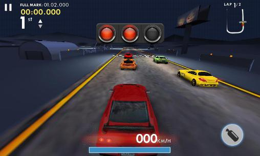Speed night 3 captura de pantalla 1