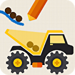Иконка Crayon physics with truck