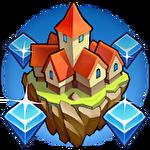 Jewel road: Fantasy match 3 Symbol