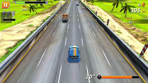Street challenge für Android