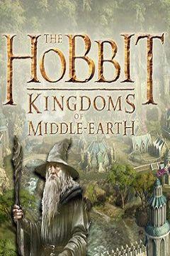 logo Die Hobbits: Königreich von Mittelerde