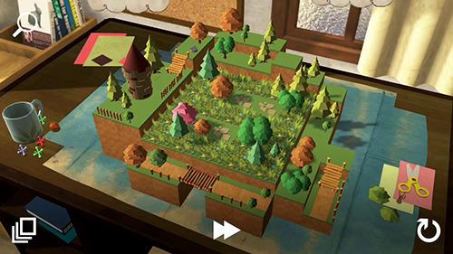 Evergrow: Paper forest für Android